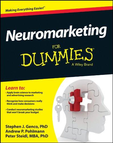 Neuromarketing For Dummies