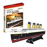 CubicFun 3d-puzzle Mini Titanic
