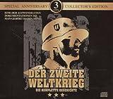 Der Zweite Weltkrieg - Die komplette Geschichte - 3 CD Hörbuch