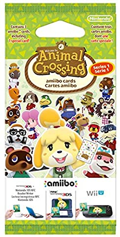 Paquet de 3 cartes : Animal Crossing : Happy Home