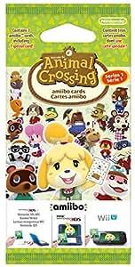 Carte Amiibo Animal Crossing - Serie 1