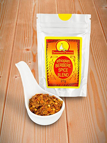 Auténtico Berbere Mezcla Especias - Cocina Africana