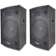 Ibiza CLUB15MKII altavoz, Bass-Reflex, 700 W