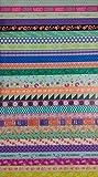 Moeup Set 10Rollen Band, verschiedene Farben und Motive Vergleich