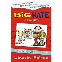 Big Nate Compilation 4: Mr Popularity (Big Nate)