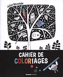 Cahier de coloriages