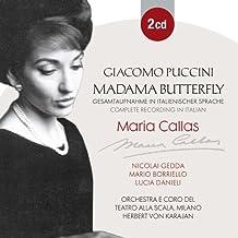 María Callas: Madame Butterfly