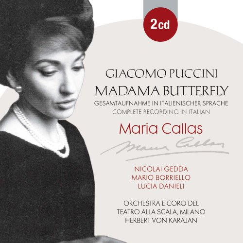 Madama Butterfly : Complete Recording in Italian