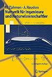 Numerik für Ingenieure und Naturwissenschaftler (Springer-Lehrbuch) - Wolfgang Dahmen, Arnold Reusken