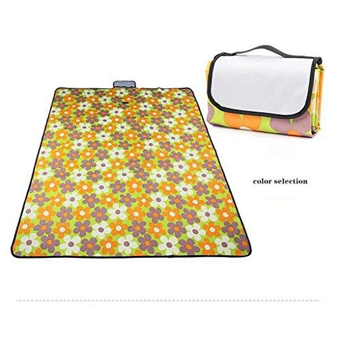 KYDJ AMOS Wasserdicht Pad Picknick im Zelt Mat Strandmatte (Farbe: C, Größe: 150 * 180 cm).