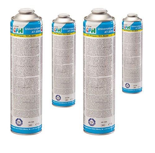 Gas Kartusche im 4er-Pack*