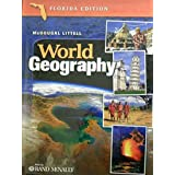 McDougal Littell World Geography Florida: Student Edition Grades 9-12 2005