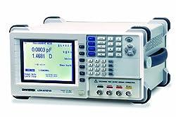 Gw Instek Lcr-8101g Präzisions-lcr-meter Lcr-8000g, Rs-232 Gpib Schnittstelle, 10 Mhz Testfrequenz