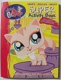 Littlest Pet Shop 144 Page Coloring & Ac...