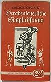 Der abenteuerliche Simplicissimus. 1 - Hans Jakob Christoffel von Grimmelshausen
