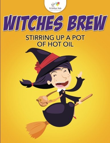 Witches Brew Stirring Up a Pot of