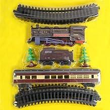 Train électrique Noël Riveria-Express