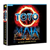 Toto - 40 Tours Around The Sun [Blu-ray + CD] [Import italien]