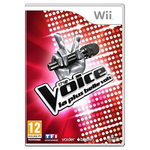 Preisvergleich Produktbild The Voice Spiel Wii