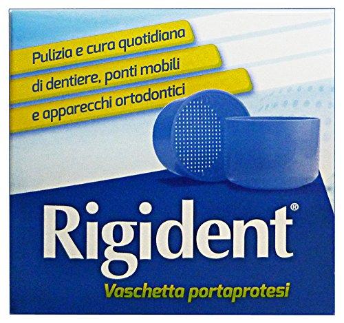 RIGIDENT Vaschetta portaprotesi - Zahnpasta