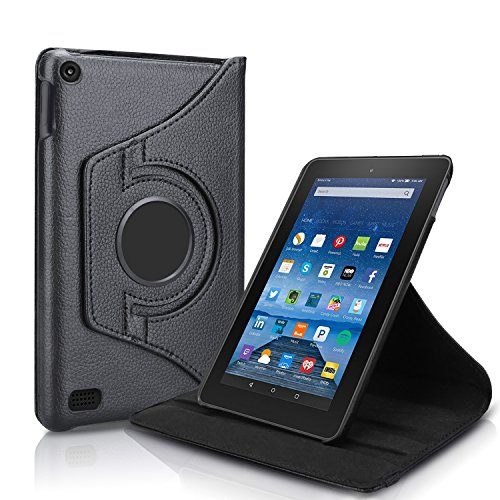 fire-7-2015-case-melojoy-360-degree-swivel-stand-cover-case-for-amazon-fire-7-tablet-7-inch-display-