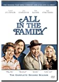 All in the Family: Complete Second Season [DVD] [Region 1] [US Import] [NTSC]