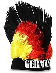 16 x HC-Handel 914185 Mütze Irokesenperücke Deutschland