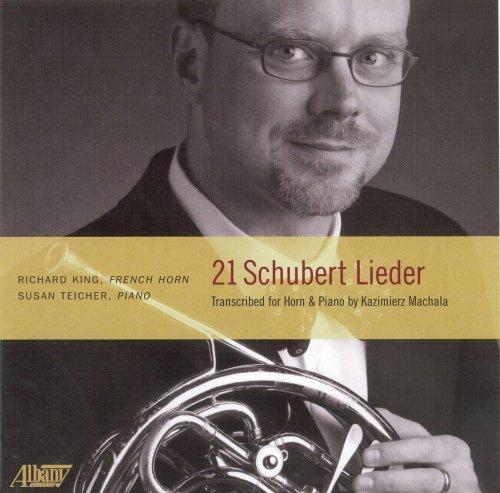 Schubert : 21 Schubert Lieder