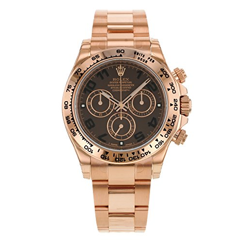 rolex-daytona-116505-cho-18-k-or-everose-automatique-unisexe-montre