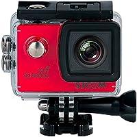 SJCAM original SJ4000wifi versión full hd 1080p 12mp Diving Bicycle Action Camera 30m Waterproof Car DVR Sports DV with Waterproof Case Red
