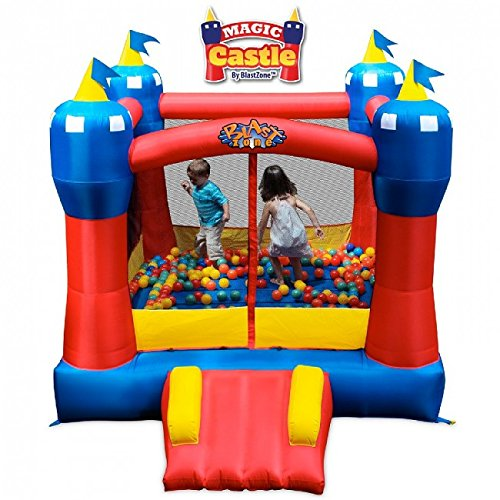 Blast Zone GE-MAGIC CASTLE Inflatable Bounce House