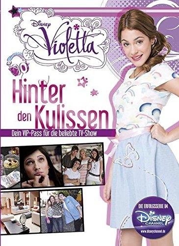 Disney Violetta Hinter den Kulissen: Dein VIP-Pass für die beliebte TV-Show - Prime-tv-shows Für Kinder Amazon