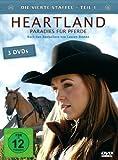 Heartland - Paradies für Pferde: Die vierte Staffel, Teil 1 [3 DVDs]