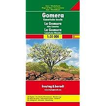 Carte routière : Gomera