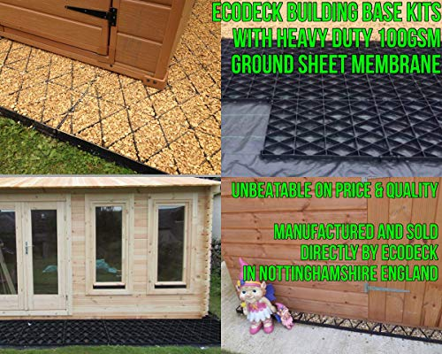 GARDEN SHED BASE ECO-FRIENDLY RE...