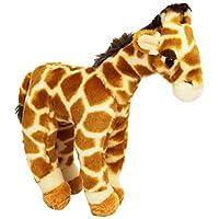 Keel Toys 25 Cm Giraffe Stuffed Toy, 25cm Cream/Tan