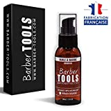 ✮ BARBER TOOLS ✮ Bartöl (50 ml) - für die Pflege des Barts, hergestellt in Frankreich