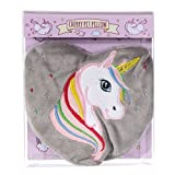 Best Rainbow ice pack - Rainbow Unicorn Fleece Heart Unscented Cherrystone Heat Pack Review