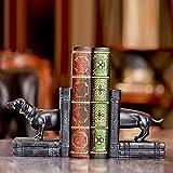 Ornamente Harz Handwerk antiken Bücherstützen Ornamente home Wohnzimmer Weinkühler schalbrett Einrichtung, EIN, 13 * 9 * 14 cm