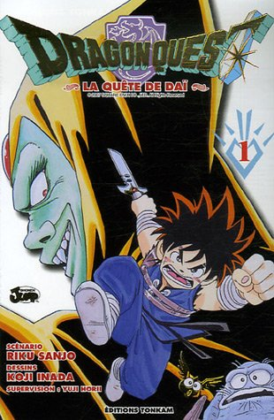 Dragon Quest - La Quête de Daï - Fly