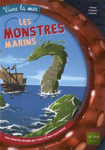 Les monstres marins par Agnès Vandewiele, Anthony Cocain