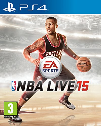 NBA Live 15 PS4 UK multi