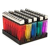 Pack of 50 Disposable Lighter Child Safe