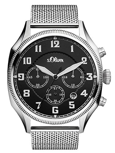 Montre Homme s.Oliver Time SO-3343-MC