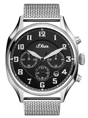 Reloj s.Oliver Time - Hombre SO-3343-MC