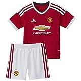 adidas MUFC H Mini Kinder-Trainingsanzug (Bild: Amazon.de)