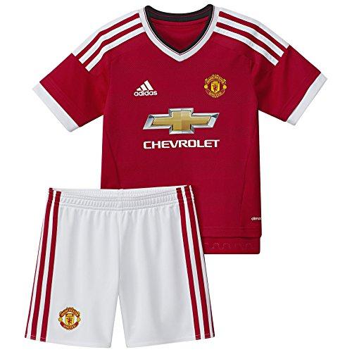 adidas MUFC H Mini Survêtement pour Enfant