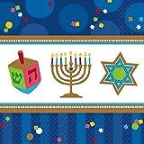Vajilla, Hanukkah Celeb servilletas