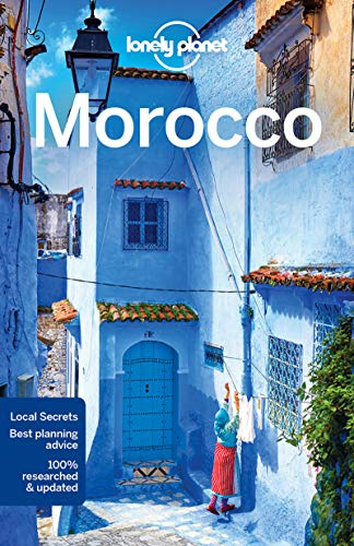Price comparison product image Lonely Planet Morocco (Travel Guide)