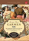 Carmen (Book And CDs): The Complete Opera on Two CDs (Black Dog Opera Library)